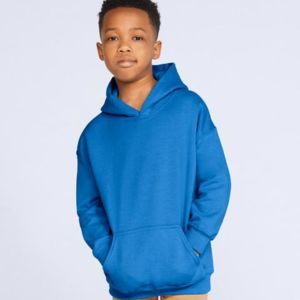 Gildan Youth Hooded Sweatshirt Thumbnail