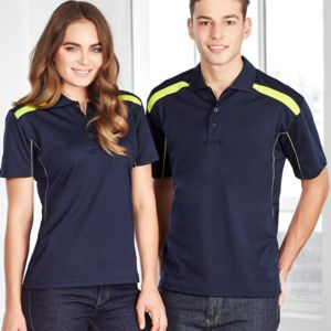 Mens United Cooldry Polo Thumbnail