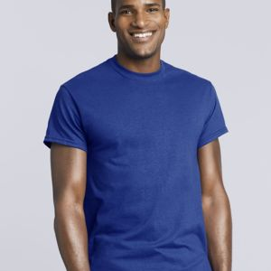 Men's 'Gildan' Regular Fit Sturdy Cotton T Shirt Thumbnail