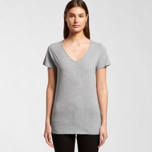 Women's Bevel Boutique Fashion V Neck by 'As Colour '  Thumbnail