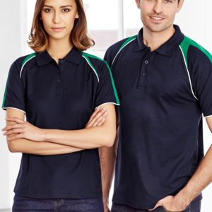 Mens Biz Collection Triton Polo Thumbnail
