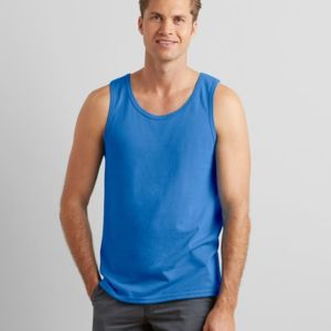 Men's 'Gildan' Cotton Singlet Thumbnail