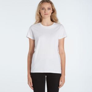 AS Colour Maple Womens Crew Neck Tee Thumbnail