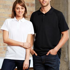 Womens Biz Collection Cooldry Sprint Polo Thumbnail