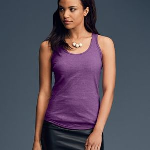 Anvil Women's Tri-Blend Racerback Tank Thumbnail