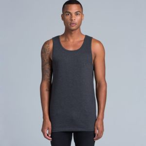 Men's Lowdown Premium Singlet by 'As Colour' Thumbnail