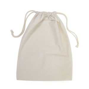 Small Drawstring Tote Bag - 250 units min qty Thumbnail