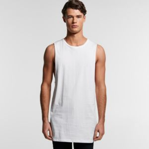 As Colour Mens Barnard Tall Tank Thumbnail