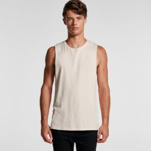 AS Colour Mens Organic Barnard Tank Thumbnail