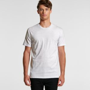 AS Colour Staple Marle Tee 5001M Thumbnail