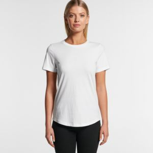 AS Colour Women's Drop Tee - 4052 Thumbnail