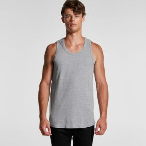 AS Colour Authentic Singlet Thumbnail