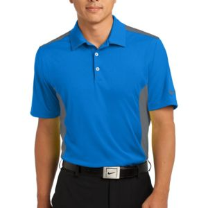 Nike Dri-Fit Engineered Mesh Polo Thumbnail