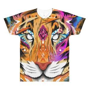 Women's Dye Sublimated Sport T-shirt (All over printing) Thumbnail