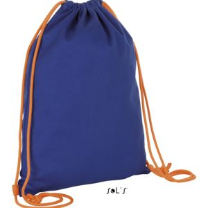 Canvas Drawstring Backpack Thumbnail