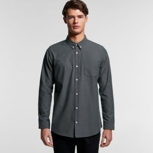 AS Colour Men's Chambray Shirt 5415 Thumbnail