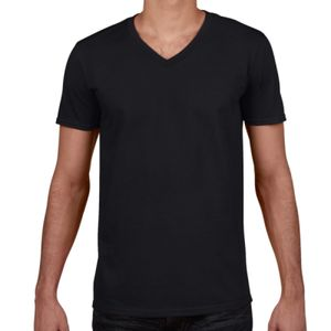 Gildan Men's V Neck Thumbnail