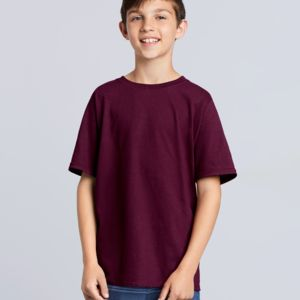 Gildan Youth Crew Neck Tee Thumbnail
