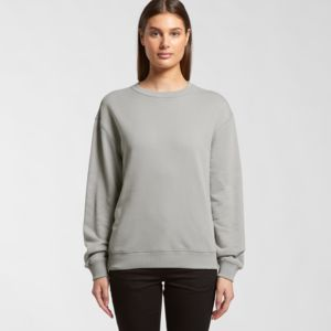 AS Colour Women's Premium Crew 4121 Thumbnail