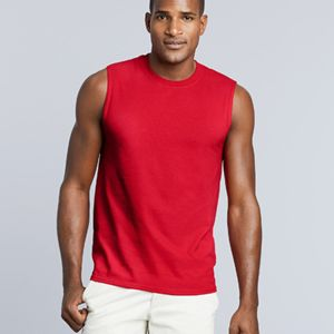 Gildan Ultra Cotton Sleeveless Muscle T-Shirt Thumbnail