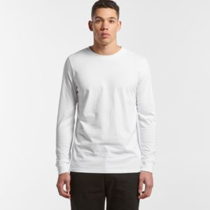 AS Colour Base Longsleeve Cuff Tee - Same Day Dispatch Thumbnail